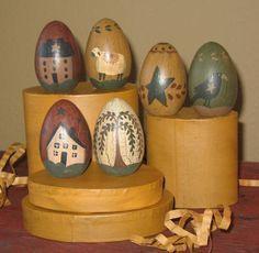 primitive spring crafts on pinterest | primitive easter crafts - Google Search