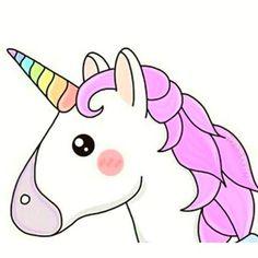 Las imágenes con Unicornios han sido de las más pedidas últimamente,parece ser que ha renacido entre los dibujos preferidos, la imagen de esta criatura mitológica, que hace que muchas niñas prefie…
