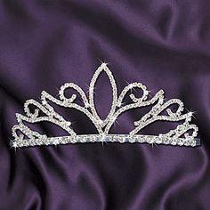 I like this tiara.