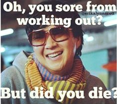 Start your day with these funny good morning memes. Share some humor, fun, sarcasm and encouragement. We have a funny morning meme for every humor type Humour Fitness, Fitness Motivation, Fit Girl Motivation, Fitness Quotes, Weight Loss Motivation, Fitness Tips, Funny Fitness, Fitness Gear, Fitness Nutrition