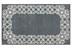 nuLOOM Lyra Rug, Gray.  Fabulous home decor finds
