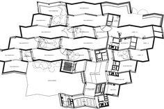contemporary art museum of castilla y leon pLAN Hospital Architecture, Spanish Architecture, Architecture Drawings, Contemporary Architecture, Amazing Architecture, Art And Architecture, Contemporary Art, Museum Plan, Art Museum