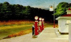 Top 20 des plus grandes oeuvres d'Edward Hopper (et hop on évite l'expo).
