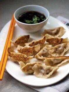 Pot Stickers #recipe #chinesenewyear
