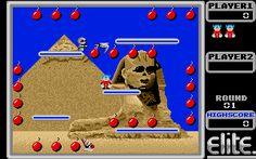 Bomb Jack - Atari - 1988
