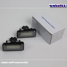32.71$  Buy here - https://alitems.com/g/1e8d114494b01f4c715516525dc3e8/?i=5&ulp=https%3A%2F%2Fwww.aliexpress.com%2Fitem%2FFor-Mercedes-Benz-CLS-Class-W219-2004-2011-LED-Car-License-Plate-Light-Number-Frame-Lamp%2F32670692450.html - For Mercedes Benz CLS Class W219 2004~2011 / LED Car License Plate Light / Number Frame Lamp / High Quality LED Lights 32.71$