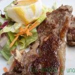 Abbacchio a scottadito Steak, Beef, Food, Meat, Meals, Ox, Yemek, Eten, Steaks