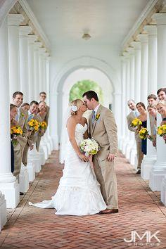 JMK Photos: Aaron and Allison | UVA Chapel and Keswick Vineyards, Charlottesville Wedding