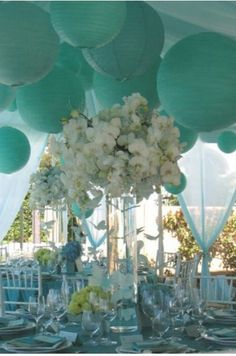 Sea foam green... My wedding color!