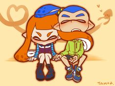 I think biting an inklings tentacle would hurt like Hell, considering its one of their limbs.