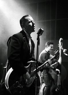 "swingxheilxkid: I was a sinner until I saw the Reverend Horton Heat. "" """" """