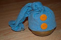 DIY baby boy hat