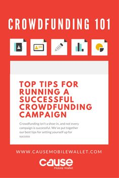 Tips for Running a Successful Crowdfunding Campaign