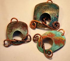Melinda Orr Metal & Clay Jewelry Designs: Day 16 of My Countdown to Christmas