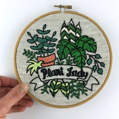 25 activities that will make self isolation more fun: learn some crafty new skills #socialdistancing #sendinglove #quarantine #birthdayduringsocialdistancing #thingstododuringsocialdistancing #birthdaygifts #anniversarygifts Hand Embroidery Patterns Flowers, Diy Embroidery Kit, Simple Embroidery, Modern Embroidery, Custom Embroidery, Embroidery Stitches, Embroidery Designs, Cactus Embroidery, Art Web
