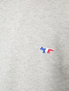 Achetez Maison Kitsuné sweat à logo brodé en Twist'n'Scout from the world's best independent boutiques at farfetch.com. Découvrez 400 boutiques à la même adresse.