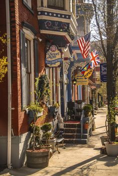 We've rounded up the cutest village in every single state.