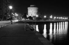 Location: This is my favorite local spot because: It's a great historical monuent and it has a great view of the sea. Most people engoy having a walk in this place Modern Metropolis, Thessaloniki, Macedonia, Great View, Amazing Architecture, Places To See, Scenery, Visit Greece, City
