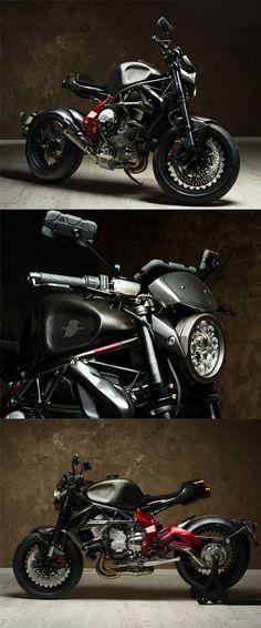 "MV Agusta Brutale 800 ""One"" by Officine GP Design"