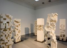 The Porous City 2012 by The Why Factory, for Van Abbemuseum's Thing Nothing exhibition.