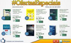 Confiram as #OfertasEspeciais desta semana.  www.leinova.com.br