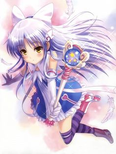 Angel Beats! - Kanade Tachibana