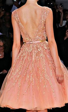 Elie Saab = Love this!