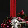 Weihnachtliche Gesteck-Ideen Teil II (mehr sehen)