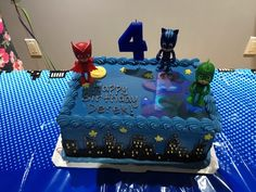Photo of Carvel - Brooklyn, NY, United States. PJ MASK cake