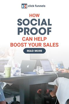 If there's one marketing factor that's become dominant in the age of the Internet, it could quite possibly be social proof. Learn how social proof can benefit your branding and how to include it in your sales funnel marketing to build trust with your audience and make more sales! #socialproof #salesfunnelmarketing #digitalmarketing