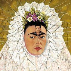 Happy birthday, Frida Kahlo, feminist icon & pioneer of Latin American art...