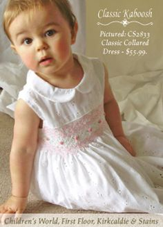 Classic Kaboosh Classic Collared Dress $55.99