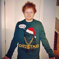 Merry Christmas from Ed Sheeran