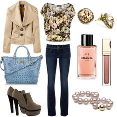 Let`s do lunch, created by nessapolyvore.polyvore.com