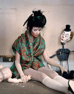 """""""Mechanical Dolls"""" Tim Walker for Vogue Italia October Creative Photography, Editorial Photography, Fashion Photography, Glamour Photography, Lifestyle Photography, Victoria And Albert Museum, Tim Walker Photography, Magazine Vogue, Mode Editorials"""