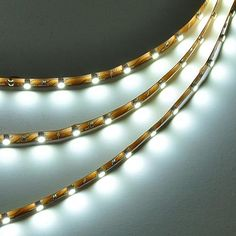 Black Friday LEDwholesalers Feet Meter) Flexible LED Light Strip with and Adhesive Back, 12 Volt, White, from LEDwholesalers LED Strip Lights Flexible Led Light, Flexible Led Strip Lights, Led Light Strips, Cottage Lighting, Church Stage Design, Led Tape, Indoor String Lights, Light Architecture, White Lead