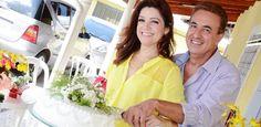 """""""Deficiência não me impediu de viver grande amor"""", diz mulher de 49 anos"""