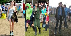 Hunter boots have been a festival essential since the dawn of time. Here's our tips on how to style them.