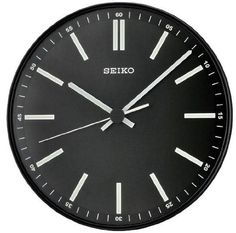 Seiko QXA521JLH Classic Wall Clock >>> Read more reviews of the product by visiting the link on the image.