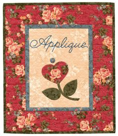 If you're intimidated by hand appliqué, you're not alone. But appliqué teachers everywhere say it over and over again: there's truly no need to be anxious. After all, it's only needle and thread.  Every master hand-appliqué artist had to start at the beginning.