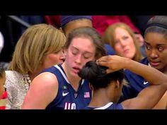The evolution of Breanna Stewart Women's Basketball, Evolution, Music, Youtube, Girls Basketball, Musica, Musik, Muziek, Music Activities