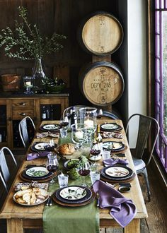 Harvest Dinner Menu | Williams-Sonoma Taste