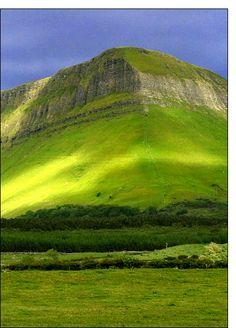 Mont Benbulben ~ Sligo, Ireland
