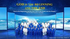 "God Has Come God Has Reigned | ""Chinese Gospel Choir Episode 18"""