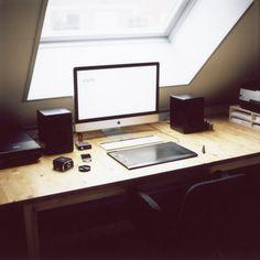Work Desk, De Vetpan Studios.