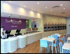 Electro Freeze frozen dessert machines for yogurt custard ice cream and water ice