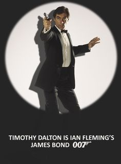 * m. Bond Art Collage #timothydalton #jamesbond