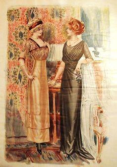 sydneyflapper:  Delineator, 1911