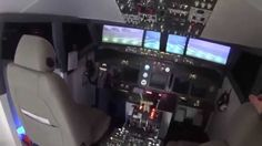 Boeing 737 Home Built Simulator - First Complete Look