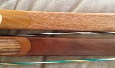 How to make a Bamboo Backed Ipe Bow